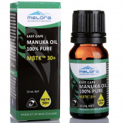 Melora Manuka Oil MβTK 30+, 10ml 100% New Zealand East Cape Essential Oil