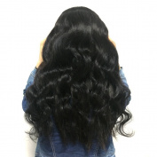 BQ HAIR 8A Remy Virgin Body Wave 3 Bundles Extensions 100% Unprocessed Real Human Hair