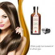 LifeShop Aragan Secret Intensive Hair & Skin Repair -100% Pure Moroccan Anti Ageing Organic Argan Oil Treatment For Hair, Skin, Face, Nails, Beard & Cuticles