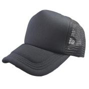 Sport Cap, HP95(TM) Fashion Summer Solid Adult Mesh Cap Fashion Baseball Cap Women And Men Sun Hat
