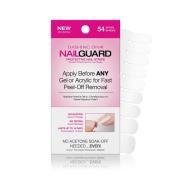 Dashing Diva Nail Guard Protective Strips, 54 ct