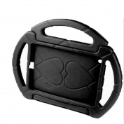 For iPad 2/3/4, Fullkang Multifunction Kids Shock Proof Steering Wheel Protective Case For iPad 2/3/4