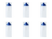 Kids Drinks Water Bottles x 6 - 500ml - BPA FRee