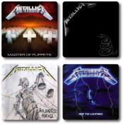 Metallica Coasters 4 Piece Coaster Set