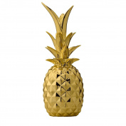 Bloomingville Gold Pineapple Ornament