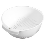 "Curver ""Chef@Home"" Colander, White, 5 Litre"