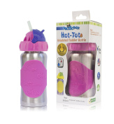 Pacific Baby Hot-Tot Insulated Stainless Steel Toddler Bottle BPA Free 270ml