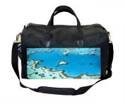 Ocean Reef Print Nappy Bag