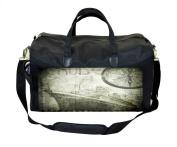 Steampunk Cruise Art Print Nappy Bag