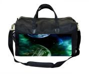 Galaxy Print Nappy Bag