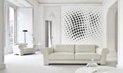 Wall Vinyl Sticker Decals Mural Room Design Pattern Art Decor Star Ornament Modern Abstract mi509