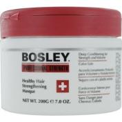 Bosley Healthy Hair Strengthening Masque, 210ml by Bosley