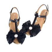 Black Lace Bow with Rhinestone Shoe clip,Lace Shoe Clips,Bridesmaid Shoe Charm Ornaments Clips,Prom Shoes clip