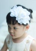 Missgrace Crystal Flower Girl headband Wedding Hair Accessories-Rhinestone Jewellery Headdress