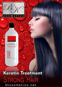 Keratin BK Cosmetics (Strong/Forte) Hair Treatment 1000ml