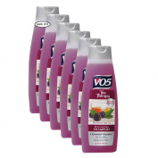 V05 Revitalising Shampoo With Blackberry(443ml)