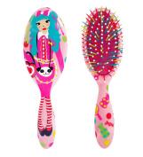 Pylones Ladypop Hairbrush Large Kawai