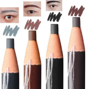 HuangHM Eyebrow Pencil Enhancer Tool Drawing Pen Brow Pencils Long Lasting Cosmetic Smudge Proof Waterproof Long lasting Permanent Makeup Definer Tattoo Microblade Permanent Accessory