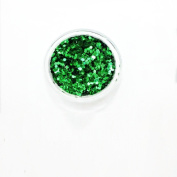 Dark Green Gem Powder Glitter #8 From From Royal Care Cosmetics