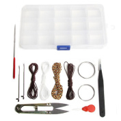 13Pcs/1 set Sewing Beaded Wire Punch Tools kit