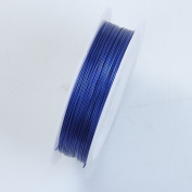 Royal Blue Colour Wire 26 Gauge,Thickness 0.4MM WRB-101-26G