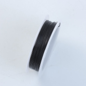 Black Colour Wire 26 Gauge,Thickness 0.4MM WB1-101-26G
