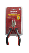 "Brink Tools Mini Diagonal Cutter Pliers For Home And Jewellery Making 4"" 100 mm"
