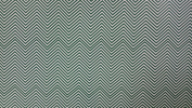 30cm x 38cm Chevron Print HTV vinyl the colours are much brighter than picture shows ( let me know which colour to send , this is for one sheet only) We have, pink, black,green,red,blue, lime green.