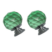 2 Pcs Simple Furniture Drawer Handles Decorative Door Cabinet Drawer Knobs, #03
