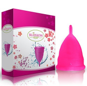 Blossom Menstrual Cup . Diva Hands down