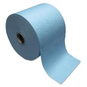 Like-Rags Spunlace Towels, Blue, 12 x 13, 955/Roll