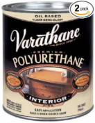 Varathane 242171H 0.9l Oil Based Clear Semi Gloss Polyurethane