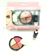 Contour and Highlighter Makeup Set