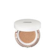 [Mamonde] Brightening Cover Powder Cushion SPF50+ PA+++ #23C Natural Peach