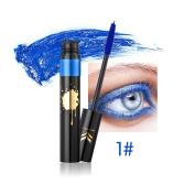 Baomabao Eyelash Makeup Mascara Waterproof Black Curling Volumising Cosmetic