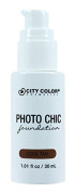 City Colour- Photo Chic Foundation - Cool Tan