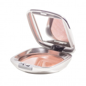 Matte Bronze Face Tanning Powder Compact