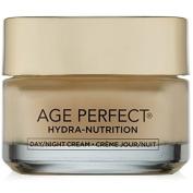 L'Oreal Paris Age Perfect Hydra-Nutrition Moisturiser, 1.7-Fluid Oz + FREE Revlon Age Defying Wrinkle Remedy Line Filler, 10ml