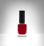 B Nail Shade Blushing Beauty, A Creamy Bright Red