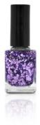 B Nail Shade Amethyst, A Purple Glitter