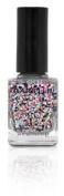 B Nail Shade Confetti, A Multi-Colour Glitter