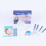 Bingirl Teeth Whitening Dental Bleaching Kit Includes Gel Refill Bleach Trays And Dental Light Health Care Home Kit Tools Equipment with User Manual