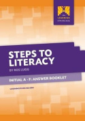 Steps to Literacy Initial - Answer Booklet