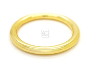CRAFTMEmore 4PCS Inside 3.8cm Metal O Ring Welded Leather Craft Ring Buckle O-Ring Gag
