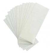 Zenia Nonwoven Hair Removal Wax Paper 100 Strips