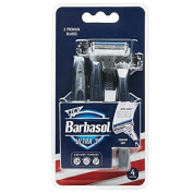 Barbasol Ultra 3 Disposable Razors - 2PC