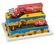 Cars Built For Speed - Cake Decorating Set