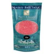 Health & Beauty Dead Sea Minerals - Bath Salts - Rose 500g