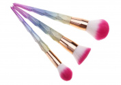 Bolayu 3Pcs Pro Makeup Cosmetic Brushes Set