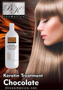 Keratin BK Cosmetics Chocolate Treatment